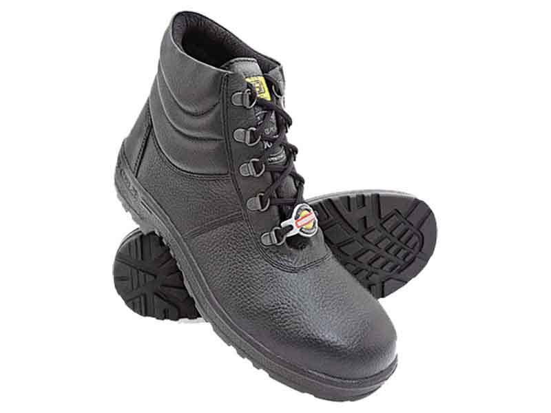 Liberty 'Warrior' Construction Shoes for Safety, Comfort & Durability