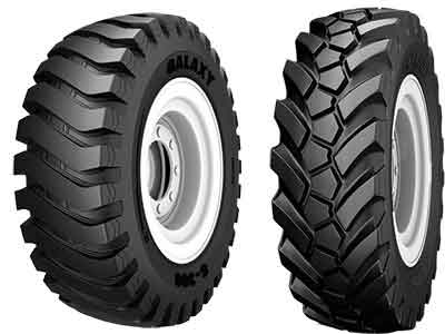 Choose an Application-Specific Construction Tire