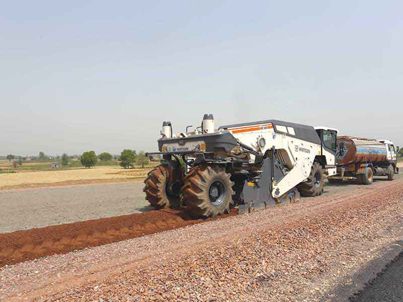 Wirtgen Group Introduces New Milling Tools For Soil Stabilization