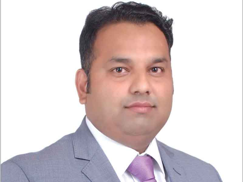 Adarsh Gautam, National Head-Sales & Product Support, Road Construction Equipment Division, Action Construction Equipment Ltd.