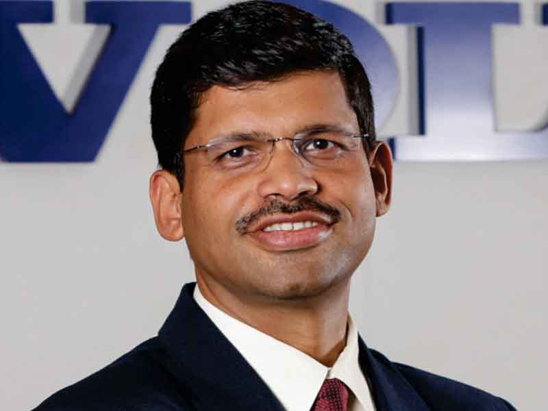 Dimitrov Krishnan, VP & Head, Volvo CE India