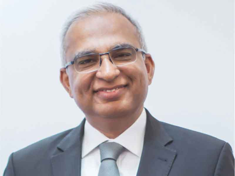 Ramesh Palagiri, MD, Wirtgen India