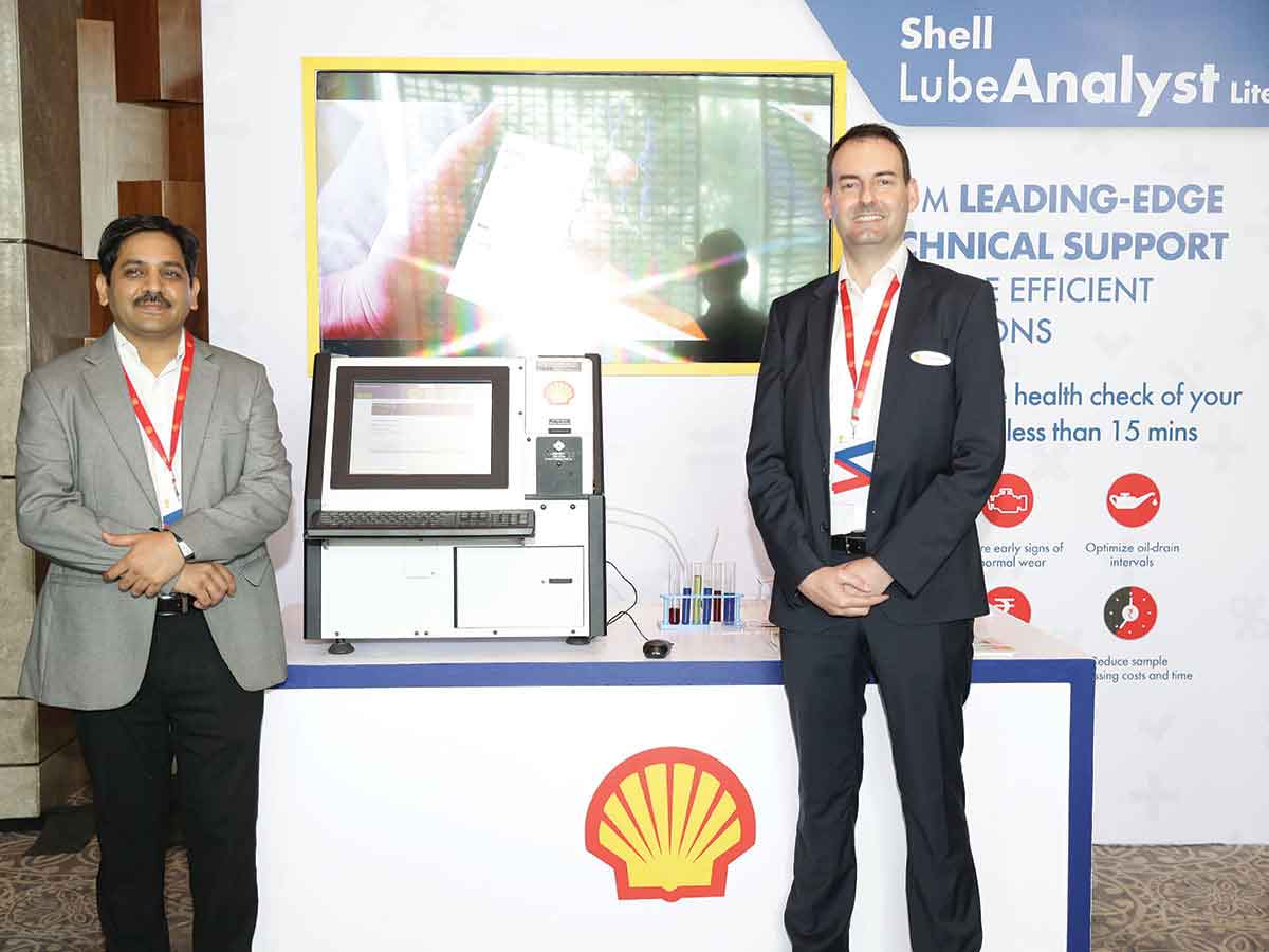 Shell Lubricants India showcases B2B service capabilities