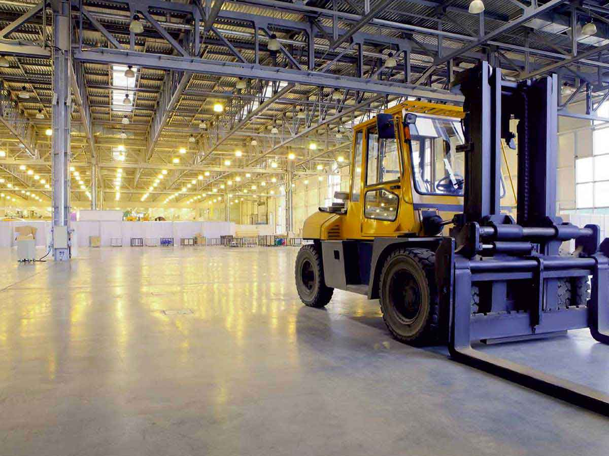 Demand for Logistics & Warehousing space
