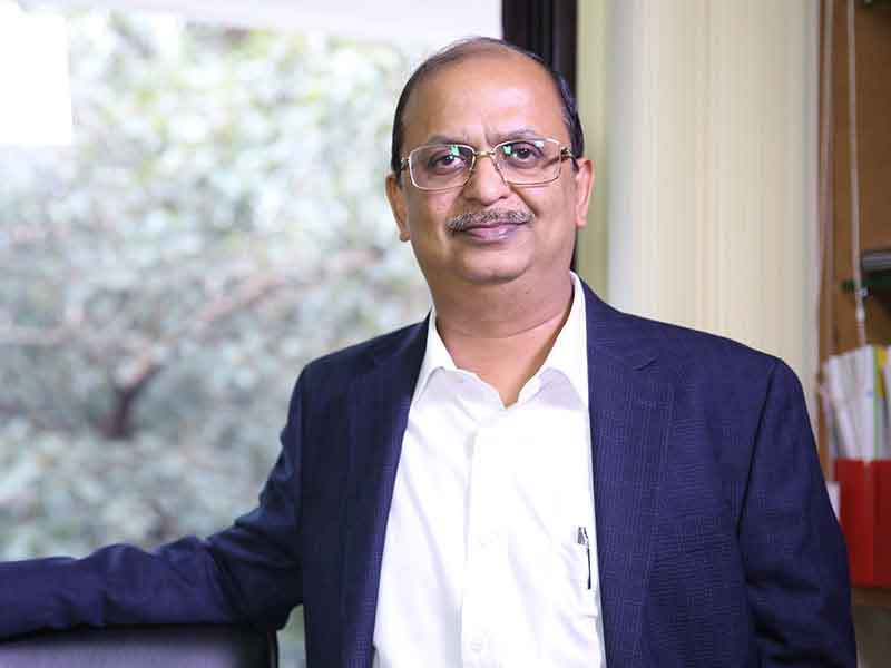 Dr. Sanjay Bahadur, Global CEO, Construction Chemical Division, Pidilite Industries Ltd