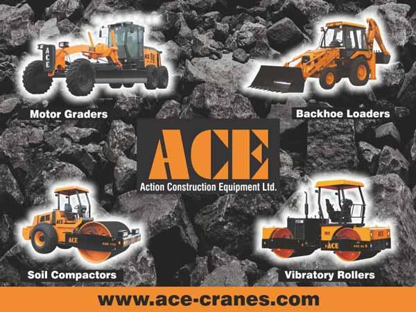 ACE Cranes - Promo Banner