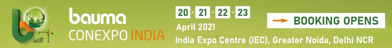 bauma CONEXPO INDIA 2020
