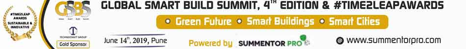 4th Edition of Global Smart Build Summit 2019