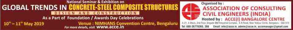 National Seminar & Exhibition on Global Trends in Concrete-Steel Composite Structures Design & Construction
