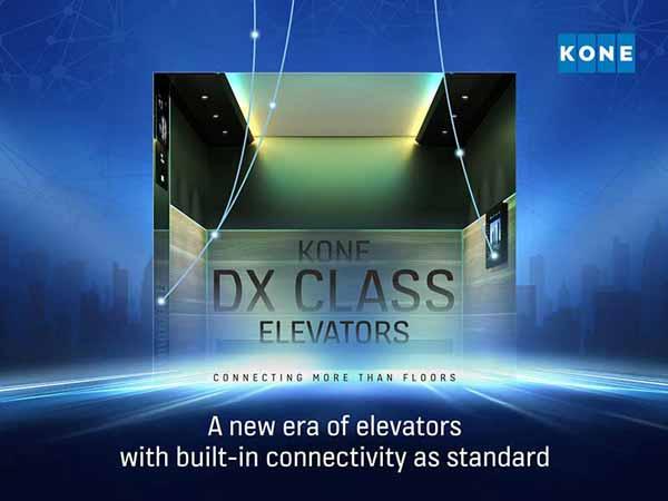 Kone - DX Class Elevator