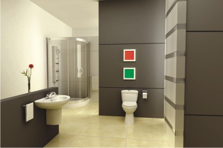 what a Bathroom From Parryware