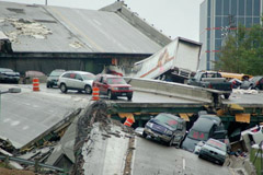 I-35W Mississippi River Bridge Collapse and the G/P Phenomenon