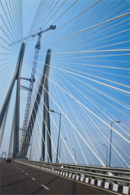 Fast Track Design and Construction of Bridges in India