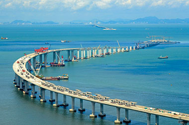 Hong Kong Zhuhai Macao Bridge