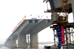 Vietnam's Biggest Concrete Bridge