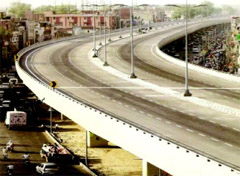 Panipat Elevated Expressway Project