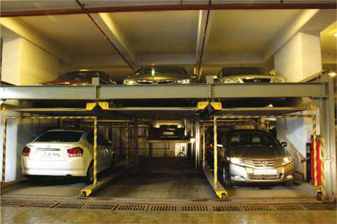 Car parking thesis