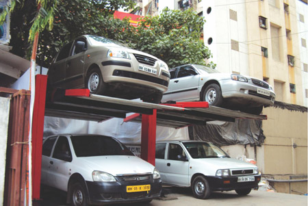 Dantal Hydraulics Offers Custom Built Car Parking Solutions