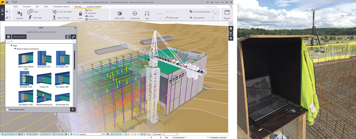 Constructible BIM: Empowering civil engineers - to build