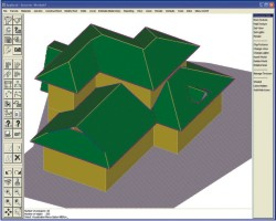 Applicad Roof Wizard Software