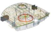 Tekla Structures in Practice 4 Temps Commercial Centre