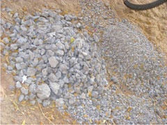 Crushed Aggregates