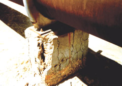 Causes for Accelerated Structural Deterioration of Reinforced Concrete