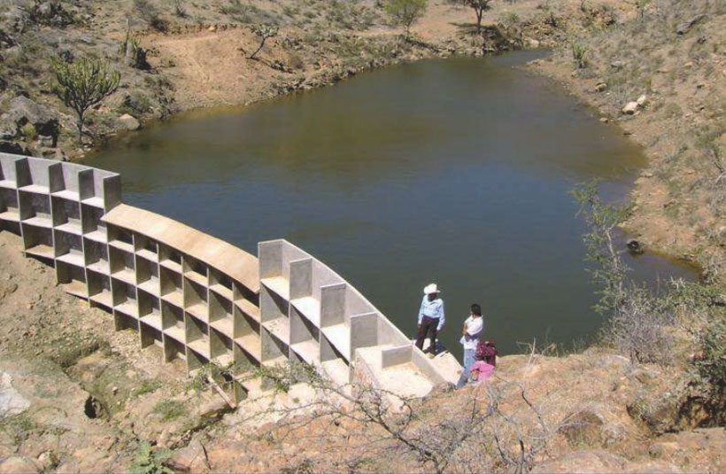 Ferrocement Dams