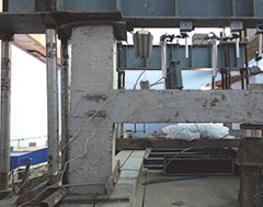 Structural Behaviour of High Performance Fiber Reinforced Concrete Beam Column Joints Under Cyclic Loading