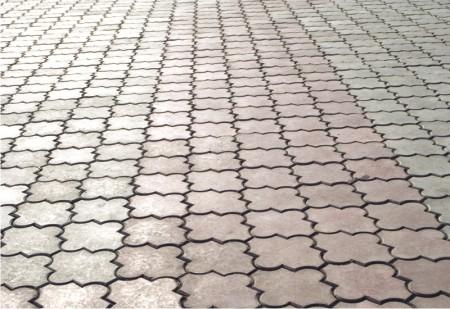 interlocking concrete paver blocks