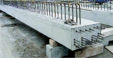 Experimental Investigation On Influence Of Development Length In The Retrofitted Reinforced Concrete Beam