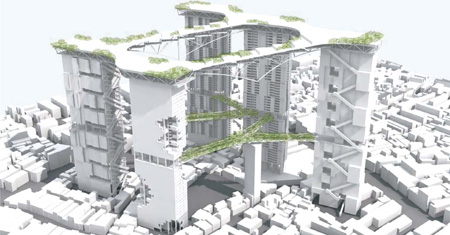 The Remaking of Mumbai: A CTBUH–IIT Collaborative Architectural Design Studio