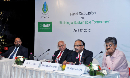 BASF - Green Buildings for Greener Tomorrow