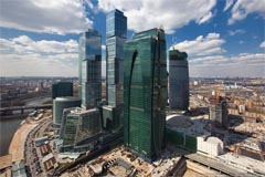 Capital City Tower Moscow
