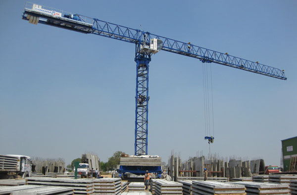 Tower Crane Requirements : Equipment makers bracing up for high rise construction