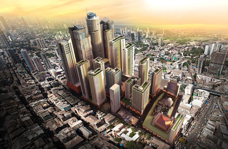 Bhendi Bazaar Planned Redevelopment