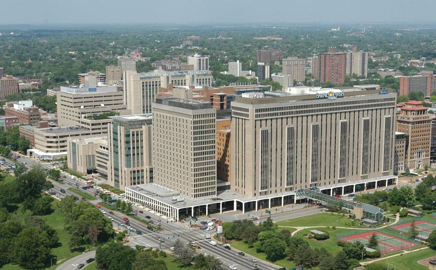 Vertical Hospital Design