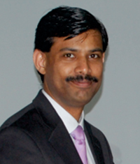A. R. Unnikrishnan, Saint-Gobain India Private Limited