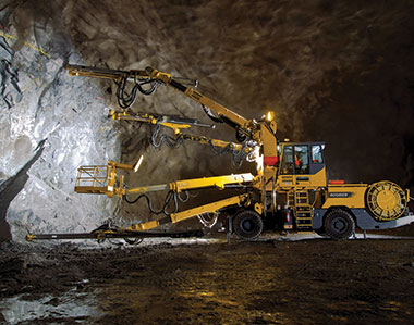 Tunnelling Technologies & product support keep pace with construction complexities