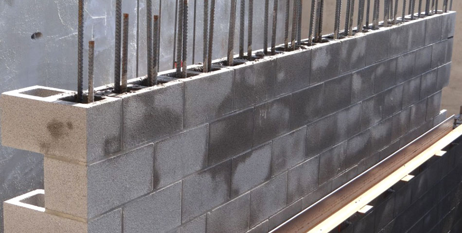 Heat Ingress Using Insulated Hollow Concrete Block Wall In Buildings