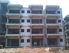 Precast Technology for Low Cost Housing