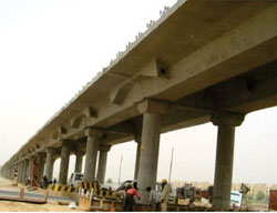 Bridges in Precast Concrete