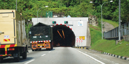 Construction / Project Management For Highway Tunnels