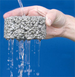 Pervious Concrete A Solution to Stormwater Runoff