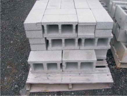 Polypropylene Fiber Reinforced Precast Concrete Blocks for Roads and Pavements
