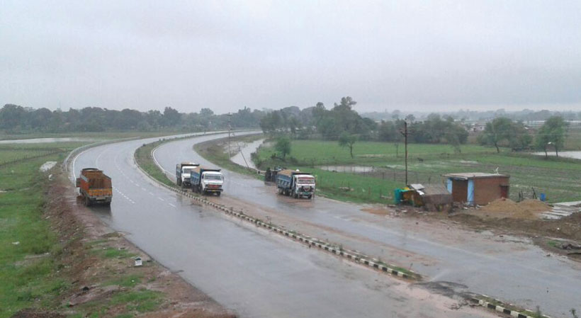 Four Lane of Rewa Ring Road under BOT Toll Annuity model