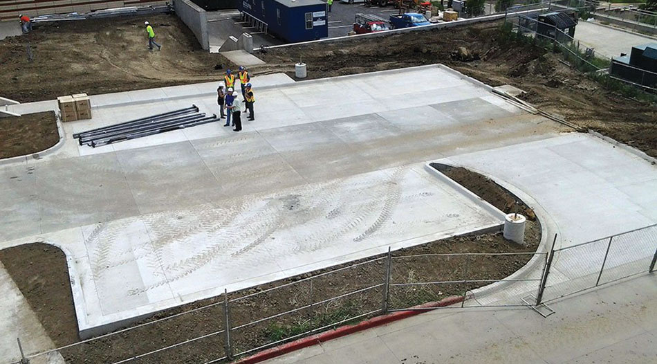 precast pavement systems