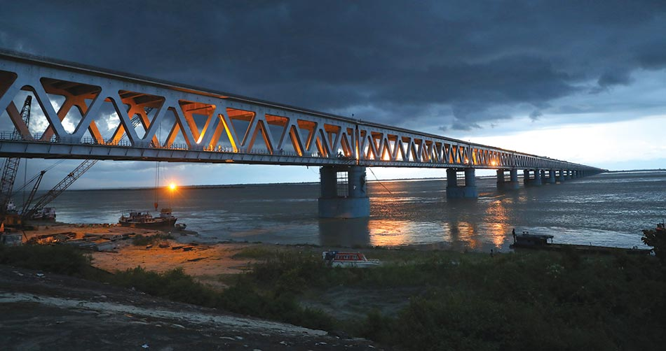 Bogibeel Bridge F9