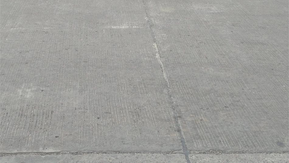 Cement Concrete Pavement F14