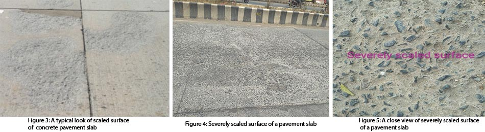 Cement Concrete Pavement F3
